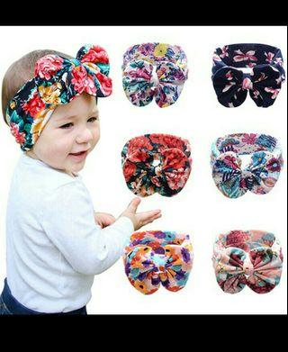 BrandNew Floral Headband for her