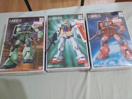 3 for P500 Gundam Set