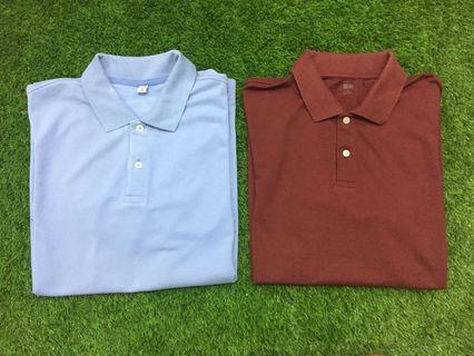 Combo Uniqlo Polo Shirt