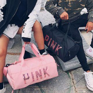 *Ready In Stock* PINK Gym, Travel, Duffel Sling Bag