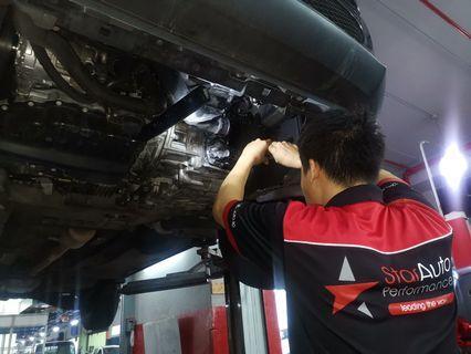 Gearbox Mechatronic repair