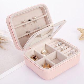 🚚 Portable Travelling Jewelry Box