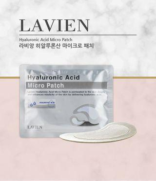 🚚 Lavien Hyaluronic Acid Mirco Patch
