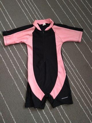 Ogival Swimming Suit