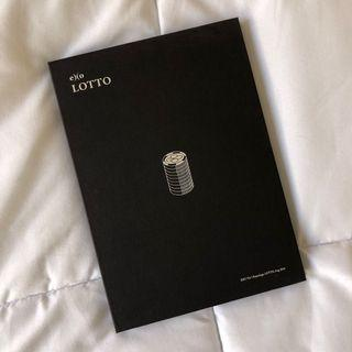 EXO LOTTO REPACKAGE