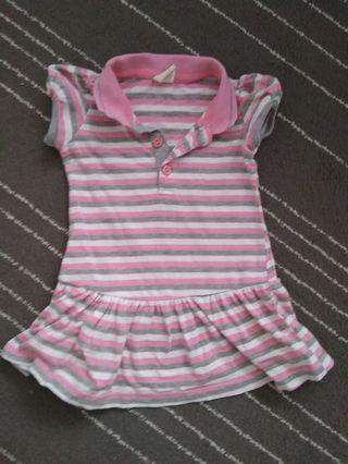 Girl shirt dress