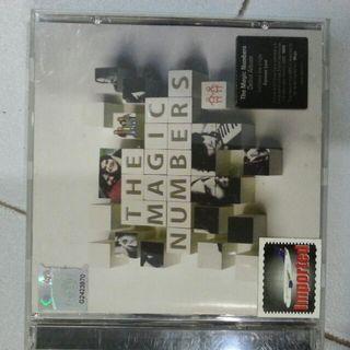 THE MAGIC NUMBERS/CD