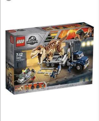 LEGO Jurassic world 75933