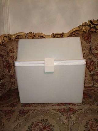 Refrigerator & food warmer bisa dingin bisa panas