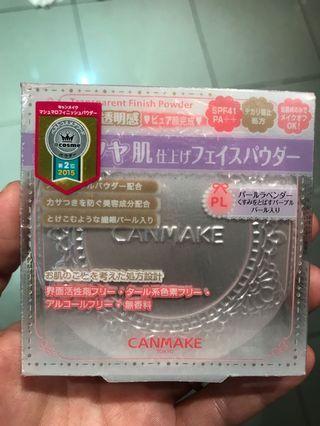 Canmake 粉餅 PL色 全新 包郵