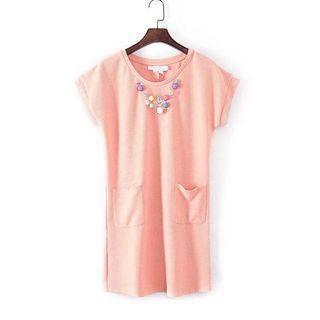 Bread n Butter Pink Dress