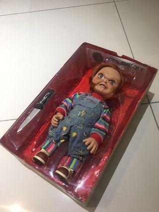 Chucky the talking doll