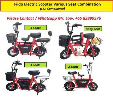 Fiido Scooter Ready Stock