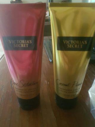 Victoria Secret lotion bundle