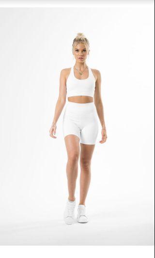 Szep white shorts