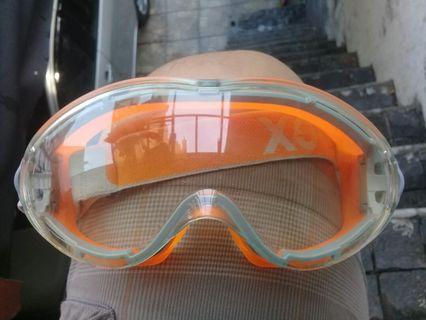 Uvex Safety Glass ULTRASONIC Ski Motorcross AUTHENTIC