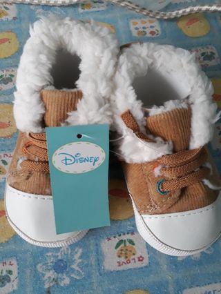 Sepatu bayi prewalker disney tiger