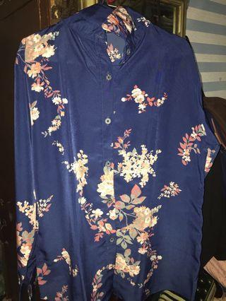 REPRICE!!! Kemeja blouse