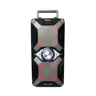RECHARGEABLE SPEAKER KARAOKE WITH BLUETOOTH FUNCTION