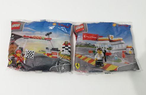 Shell LEGO set of 2