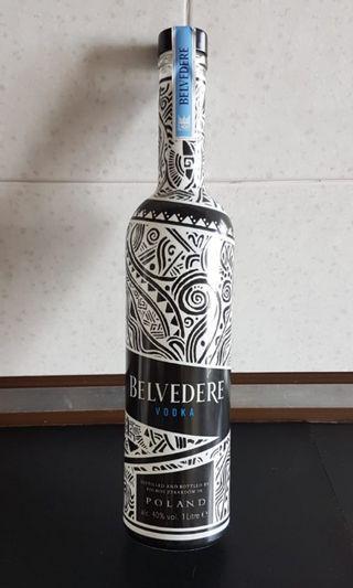 🚚 Special edition Belvedere Vodka