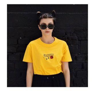 Shirt Hopeless romantic