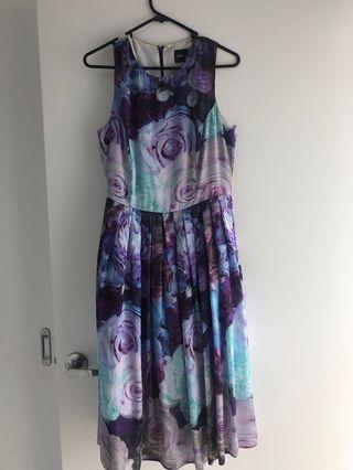 Bridesmaids dress size 12 - ASOS