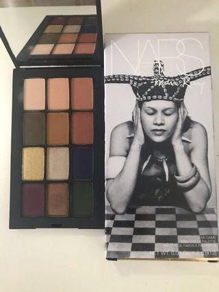 Nars man ray love game eyeshadow palette