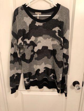 Camo Knit