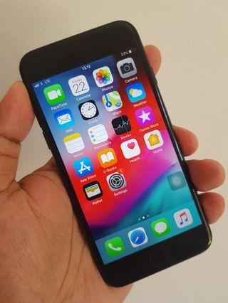 iPhone 7 Black 32GB 4G LTE Original Second