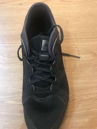 Repriced!! Adidas Bounce Black Trainers
