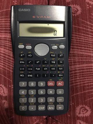 Repriced!! Casio Scientific Calculator