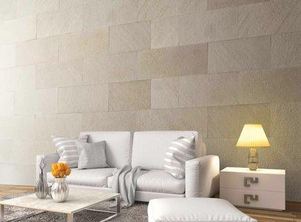 🚚 Stone wall for interior