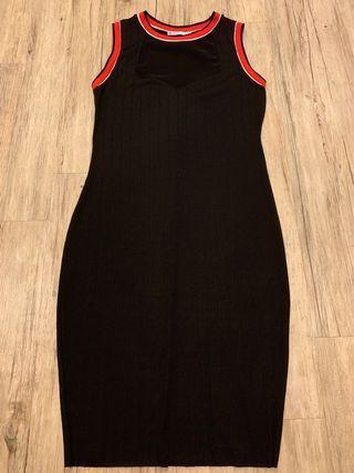 Zara Bodycon Knit Dress