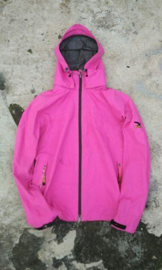 Jaket outdoor salewa goretex