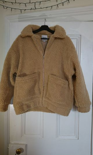 28ac7a4ded275 I AM GIA Teddy Bear Jacket