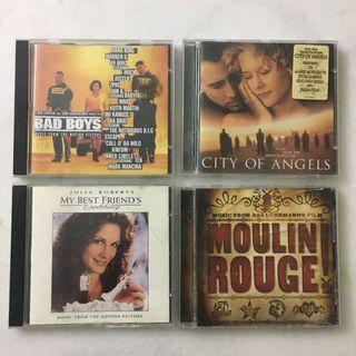 MUSIC CD - SOUNDTRACK