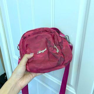 粉色迷彩小包