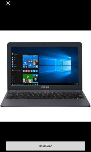 Laptop Asus. BARU. Brand New.