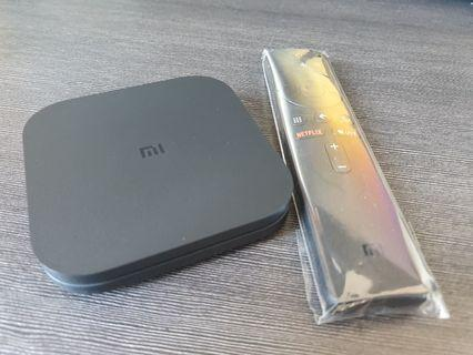 Mi Box S 4K - Like NEW