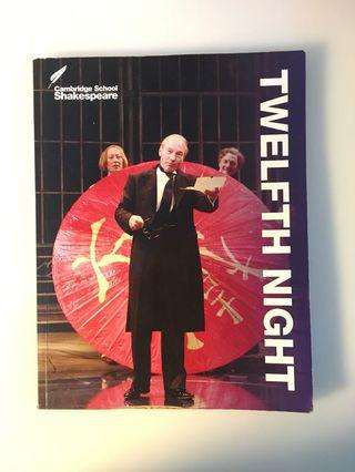 Twelfth Night by Shakespeare #EST50