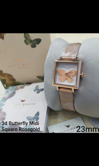 jam tangan wanita Olivia Burton original