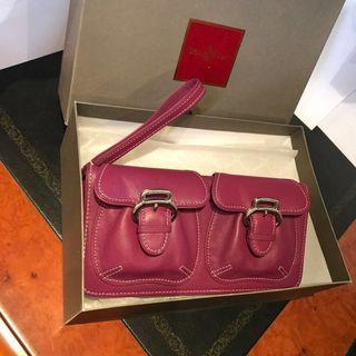 COLE HAAN AUTHENTIC Clutch Bag BRAND NEW NEVER USED - COMES COMPLETE - negotiable
