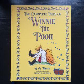 <Disney Collection / Gift> The Complete Tales of Winnie the Pooh (Barnes & Noble Collectible Edition)