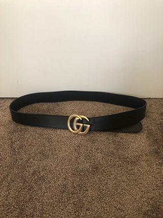 Gucci Belt Black Replica