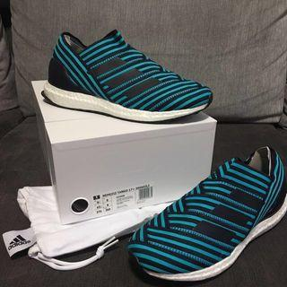 Adidas Nemeziz Tango 17+ Ultra Boost Ocean Storm