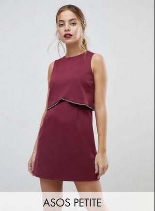 Asos Petite Mini Dress