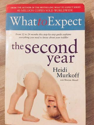 Book - What to Expect