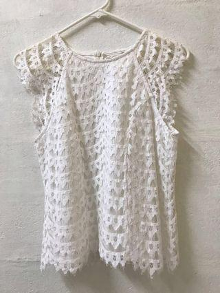 New Valley Girl Lace TOP #EndGameYourExcess