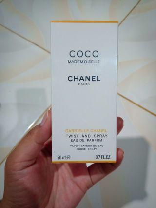 Coco chanel 20ml
